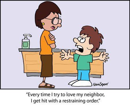 love of neighbor essay
